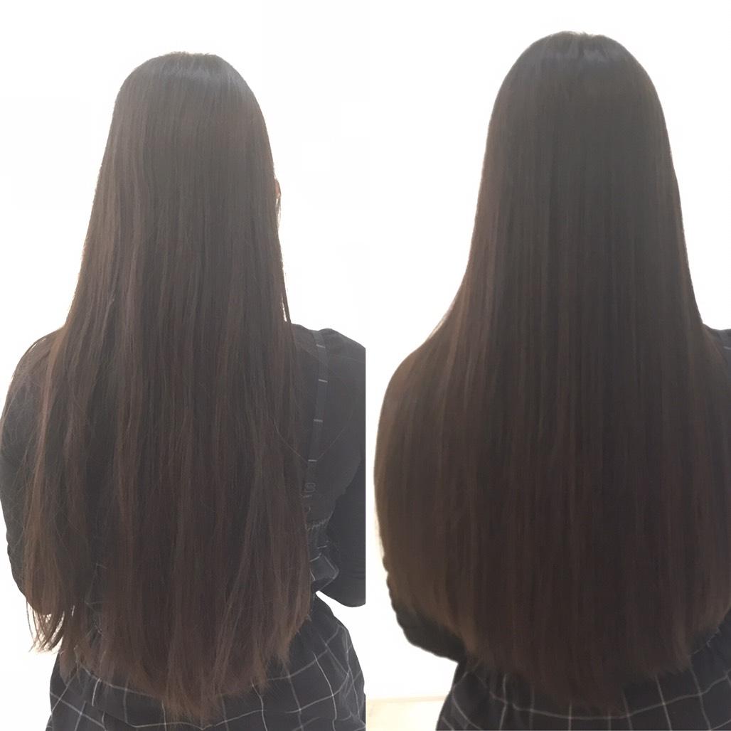 四国ではここでしかできないもの凄い髪質改善!