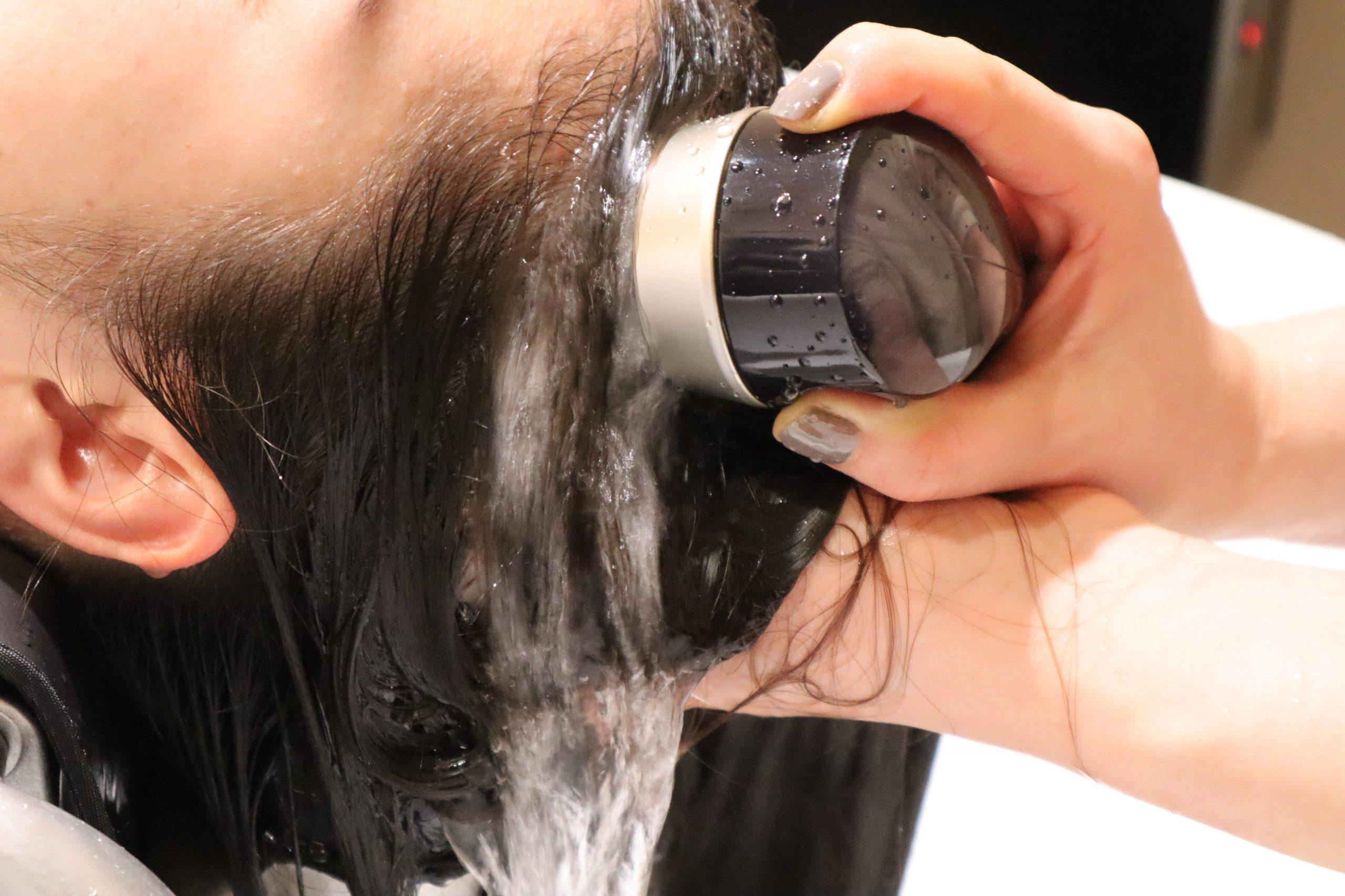 【極ツヤバブル】ツヤツヤに、臭いがとれる、育毛効果、カラーが綺麗に染まる、などなど効果抜群